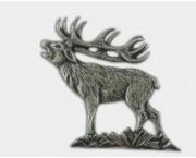 Odznak jeleň v ruji d9
