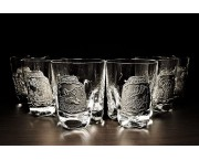 Poháre na whisky 200 ml / 6ks
