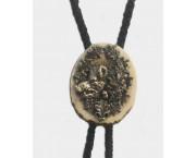 Bola bronz na plátku z rohoviny sv. Hubertus t47
