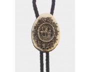 Bola bronz na plátku z rohoviny Sv. Hubert t50